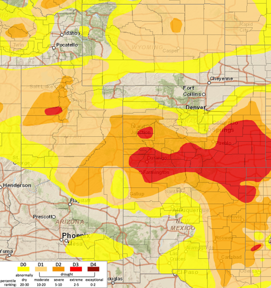 NIDIS Drought and Water Assessment